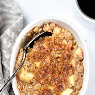 Light Apple Crisp With Oatmeal Recipes