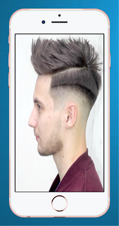 Men's Hairstyles 1.4 screenshot 2088763