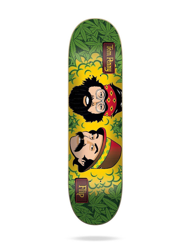 FLIP - TOM PENNY CHEECH & CHONG MARY JANE 8
