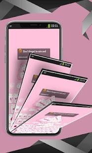 Pinky Keyboard - náhled