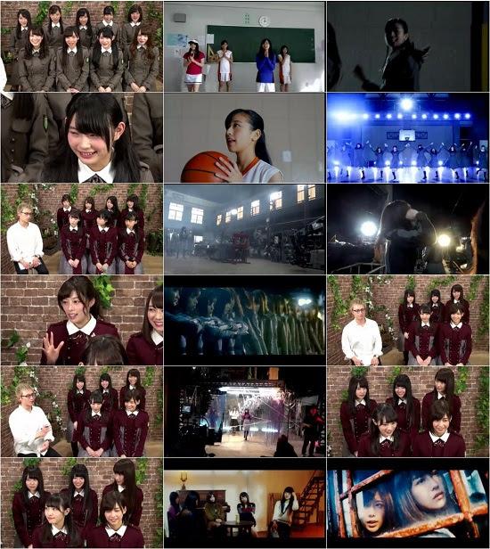 (Web)(360p) SHOWROOM 欅坂46 3rdシングル カップリングMV観賞会 161123