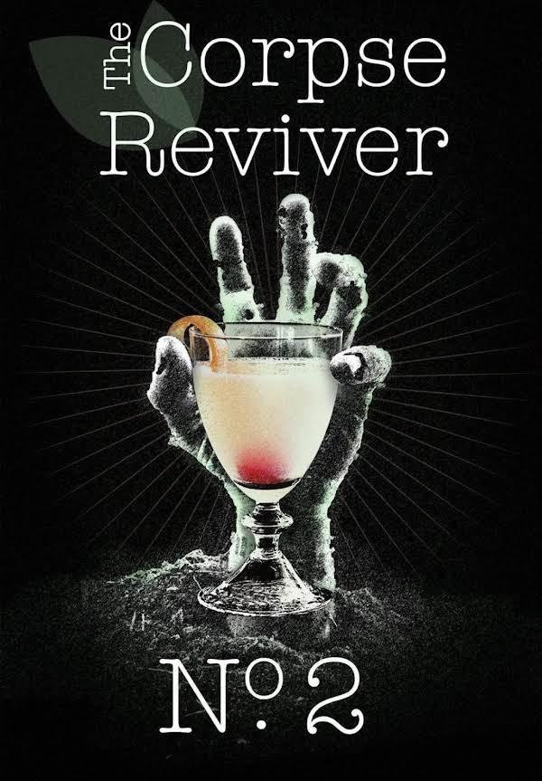 Corpse Reviver No. 2 (nevada) Recipe