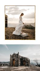 Dress & Chapel Collage - Photo Collage item
