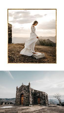 Dress & Chapel Collage - Wedding item