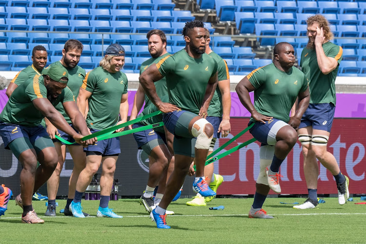 The Springboks will be determined to do well against the British & Irish Lions.