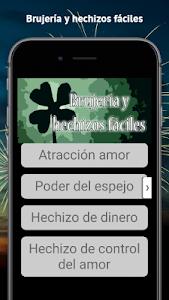 Brujeria y hechizos faciles screenshot 0