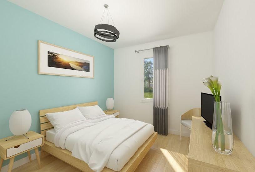 Vente Terrain + Maison - Terrain : 1600m² - Maison : 75m² à Changé (72560)