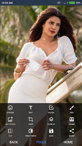 Priyanka Chopra Photos & Editor 1.0 screenshots 8
