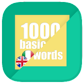 1000 Basic Words - Italian