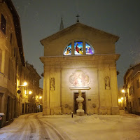 Novi Ligure sotto la neve di
