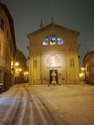 Novi Ligure sotto la neve di gianfranco_ravizza