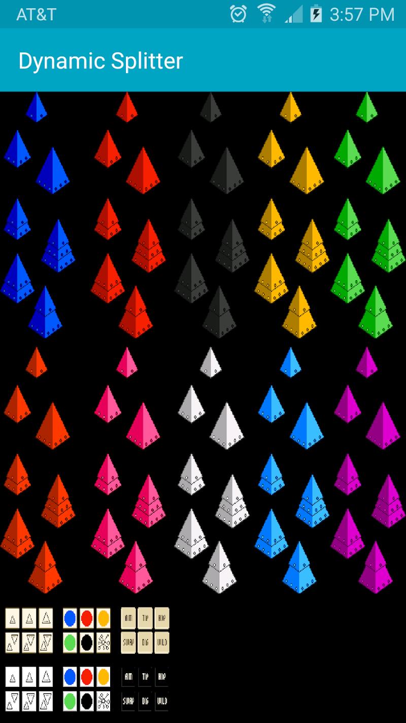 Скриншот Sprite Atlas Splitter