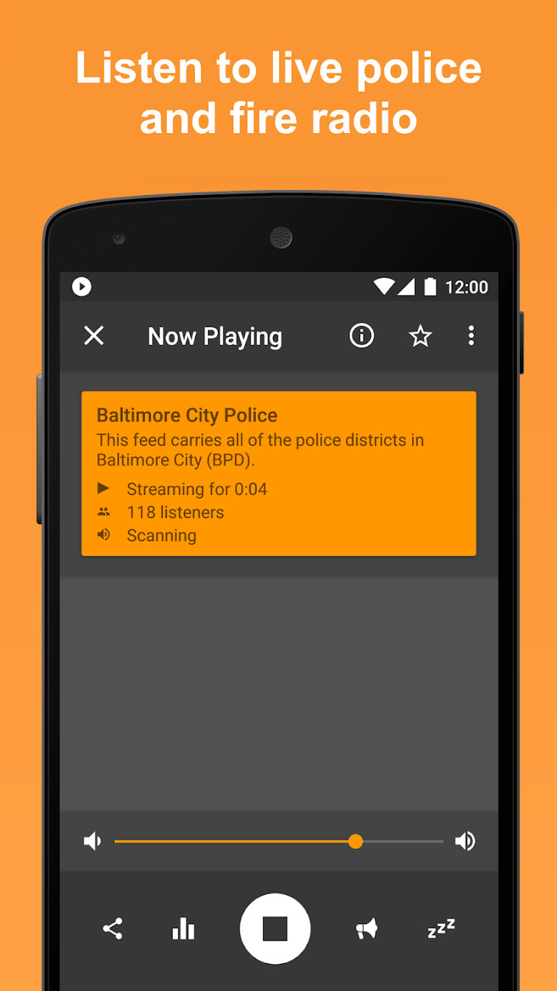Scanner Radio Pro - Fire and Police Scanner APK Cracked Free