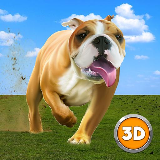 Big City Bulldog Simulator 3D