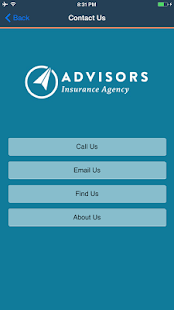 Advisors Insurance Agency- screenshot thumbnail