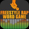 Freestyle Rap Word Game icon