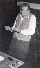 "Photo: Toldra dirigint l'""Ocell de foc"" d'Igor Stravinsky © Family Archive (Mdm. Narcisa Toldrà)"