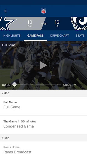NFL Mobile  screenshots 4