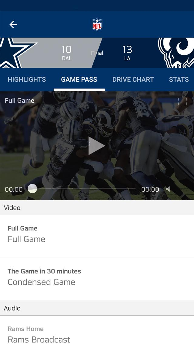 NFL Mobile Android 4