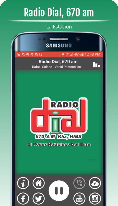 Radio Dial 670 am- screenshot