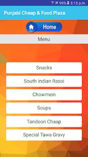 Punjabi Chaap - náhled