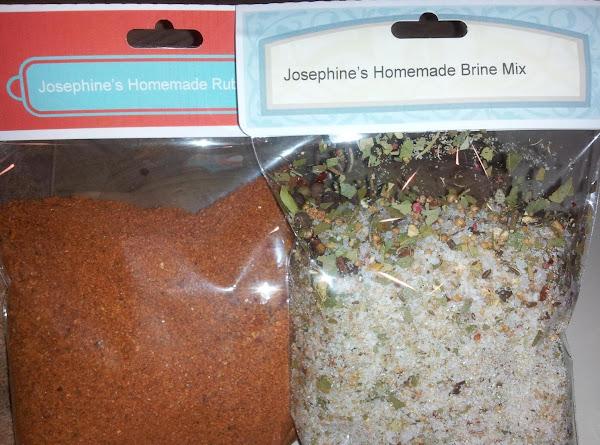Josephine's Rib Rub Recipe