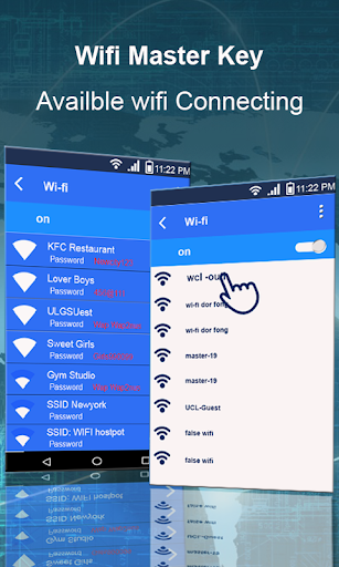Download Master Wifi Key for PC