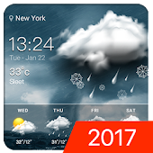 weather location app free