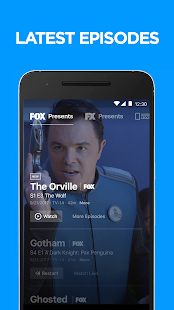 FOX NOW: Watch TV Live & On Demand- screenshot thumbnail
