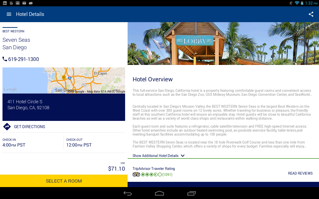 Best Western To Go- screenshot
