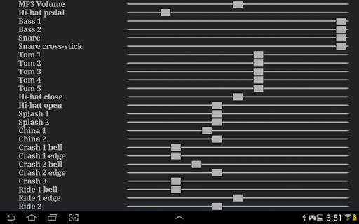 Drum kit metal 1.4 screenshots 11