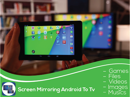 Screen Mirroring For Smart Tv - náhled