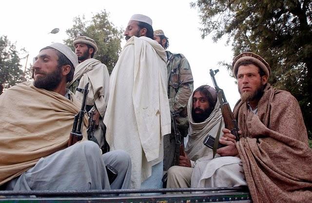 Los talibán ya tienen el poder en Afganistán.