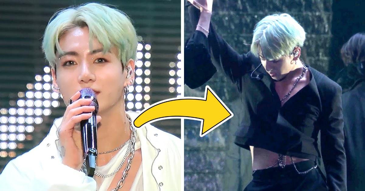 """Inilah 5 Kualitas Terbaik Jungkook BTS yang Ditampilkan Selama """"PERMISSION TO DANCE ON STAGE"""""""