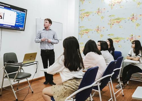 trung tâm dạy ielts