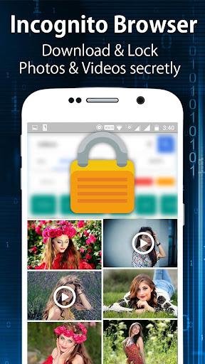 Clock - The Vault : Secret Photo Video Locker 9.0 Screenshots 4