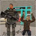 NYC Bank Robbery Crime survival Escape Plan icon