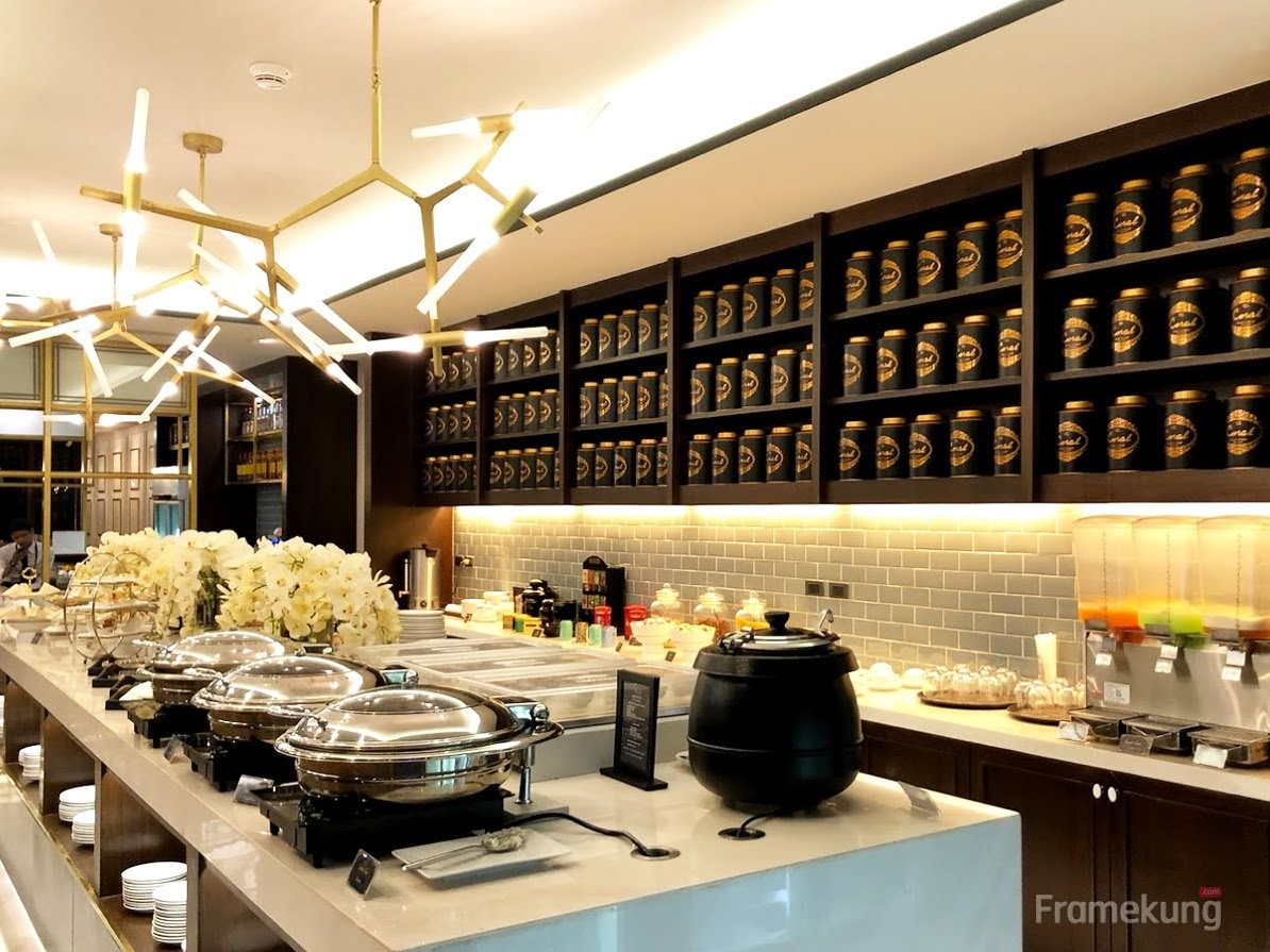 Don Muang International Airport Exclusive Lounge - Coral