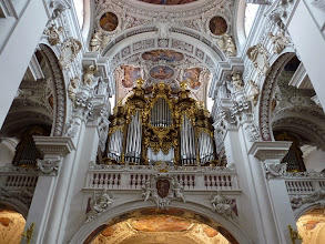 Photo: Die Orgel in Passau