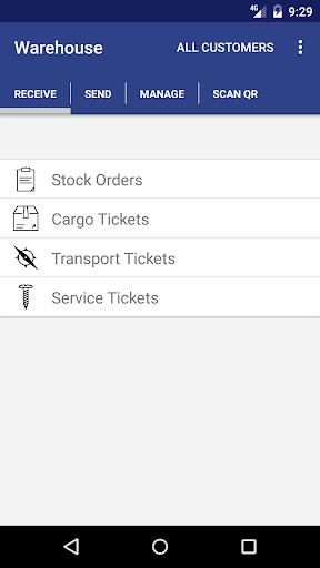 WELS Supplier Warehouse 1.0.5 screenshots 2