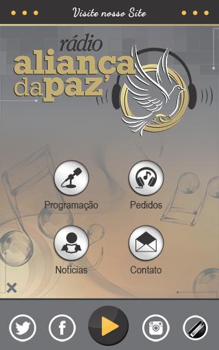 Rádio Aliança da Paz for PC