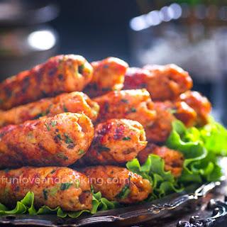 Seekh Kabab - Kebabs on Skewers