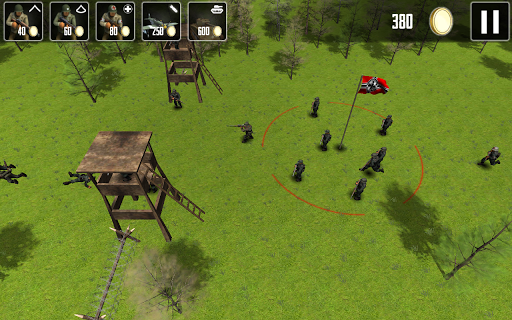 Trenches of Europe 3 1.4.0 screenshots 5