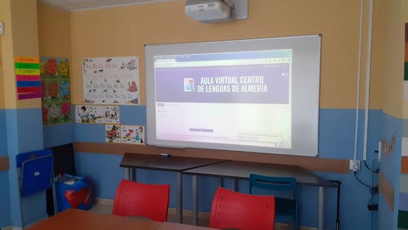 Tecnología para aprender inglés.
