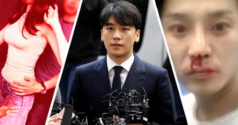 Burning Sun K Pop Sex Scandal Read Full Story