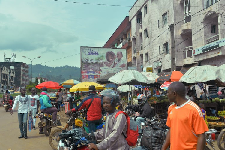 Bamenda, the anglophone capital of North-West province in Cameroon. (File photo)