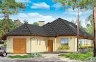 projekt domu Jamnik 3