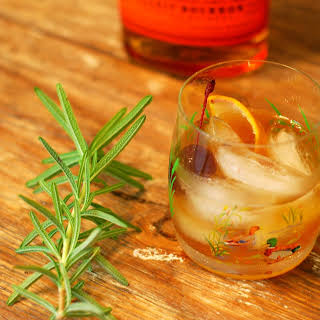 Smoked Old Fashioned.