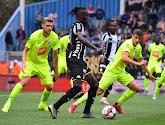 """Mamadou Fall retrouve ses anciennes couleurs : """"Ça m'a permis de revenir en force à Charleroi"""""""
