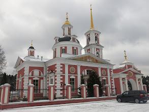 Photo: Сергиевский храм в Алмазово. 1814-1819 гг.